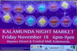 Kalamunda Night Market @ Haynes St, Kalamunda | Kalamunda | Western Australia | Australia