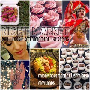 Adults Only - Indoor Luxury Night Market @ Maylands Peninsula Sports & Rec Club | Maylands | Western Australia | Australia
