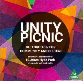 Unity Picnic @ Hyde Park | Perth | Western Australia | Australia