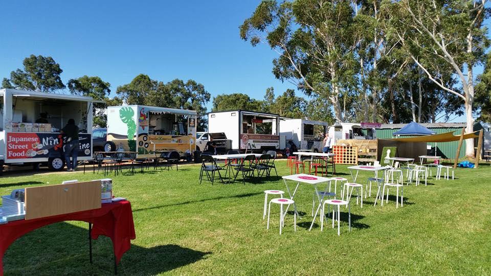 Food Trucks In The Valley @ Maison St Honore | Caversham | Western Australia | Australia