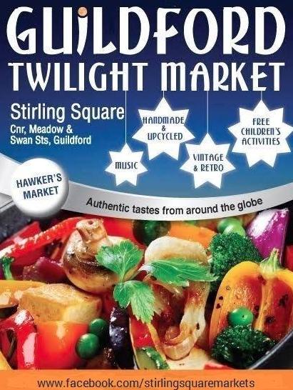 Guildford Twilight Market @ Stirling Square, Guildford | Guildford | Western Australia | Australia